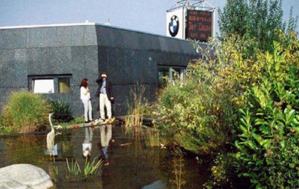 Офисное здание BMW центра