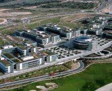 Чудеса архитектуры: сады на кровле площадью 100 тысяч квадратных метров!