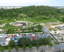 Озеленение крыш от ZinCo для Всемирной садовой выставки-2017!