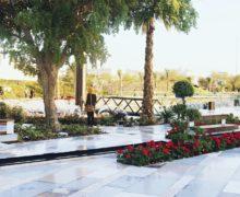 Сад на крыше в Кувейте — место проведения 5-го Международного конгресса озеленителей кровель!