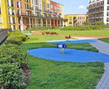 Проект ZinCo: озеленение крыши в центре Берлина