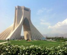 Система дренажа ZinCo — для Башни Свободы в Тегеране