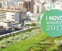 Технология ZinCo выбрана в финал престижной премии i-NOVO Awards 2017!