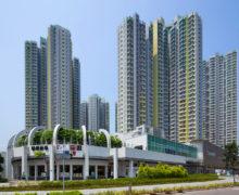 Зачем в Гонконге создаются сады на кровле