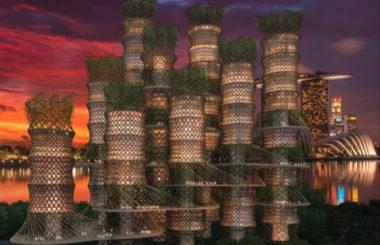 Эра деревянных небоскребов. Продолжение.