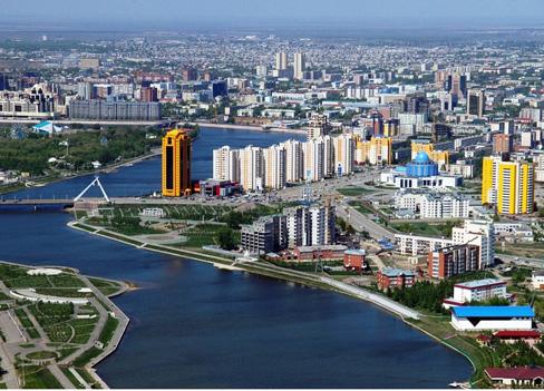 ZinCo в Казахстане