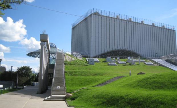 Проекты Zinco: театр «Опера и филармония Подляска», Польша