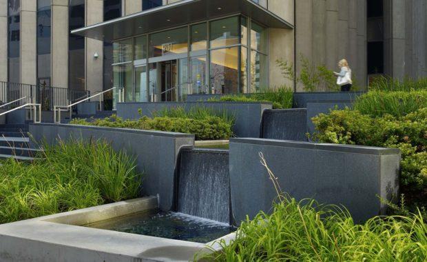 LEED Gold: кровельное озеленение паркинга в Сиэтле