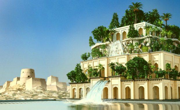 Сады на крышах: через века, до наших времен и с прицелом на будущее